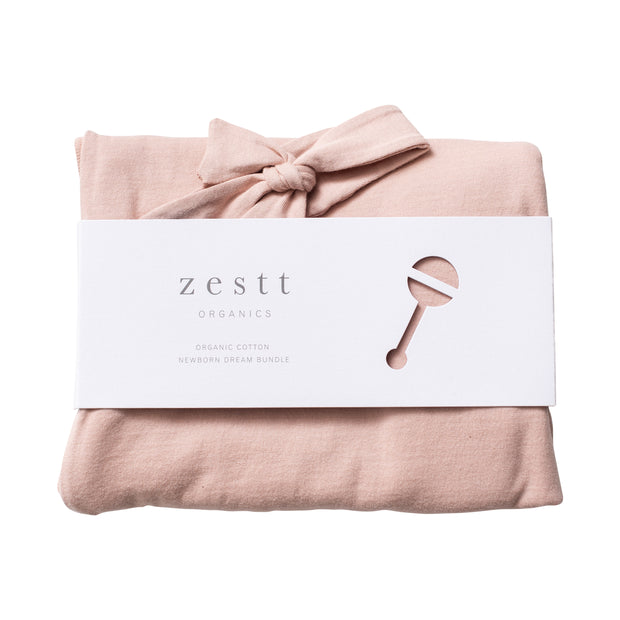 Zestt - Organic Cotton Newborn Dream Bundle