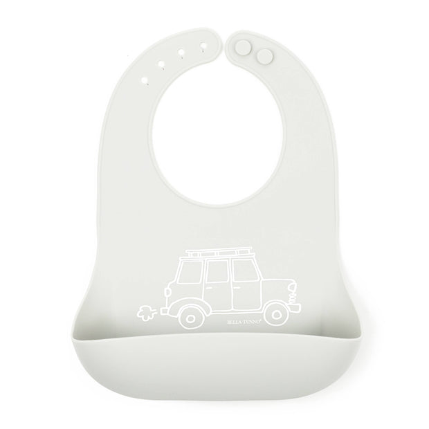 Bella Tunno - Car Wonder Bib