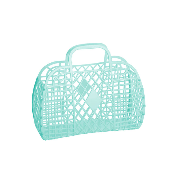 Retro Basket- Small