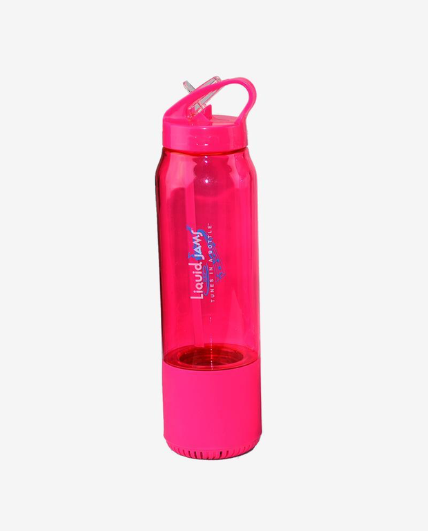 LiquidJams Bluetooth Speaker Water Bottle