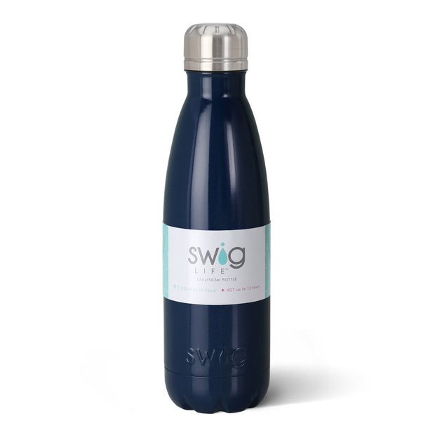 NAVY BLUE 17oz BOTTLE
