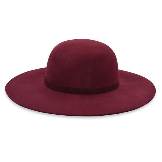 Juniper Hat | Burgundy