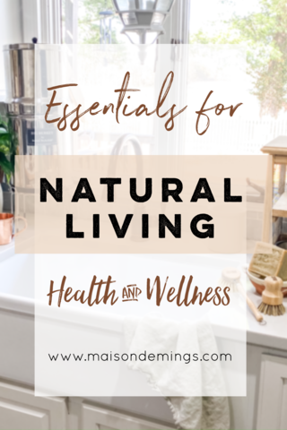 Natural Living Essentials