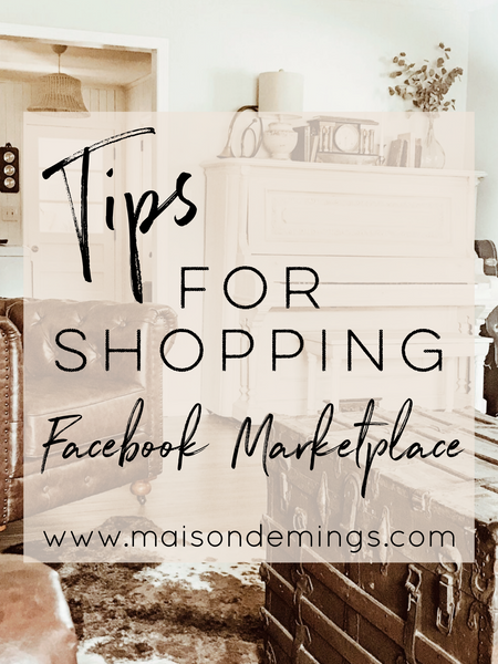 Tips for Shopping Facebook Marketplace