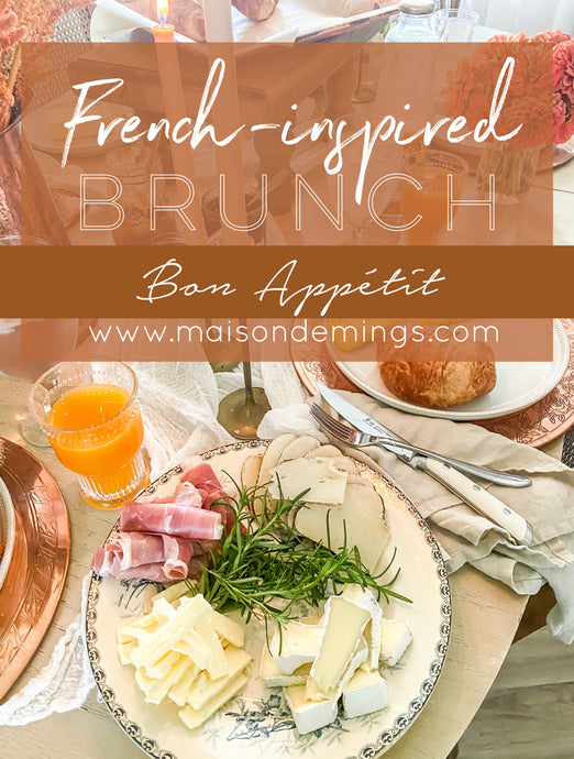 French-inspired Brunch