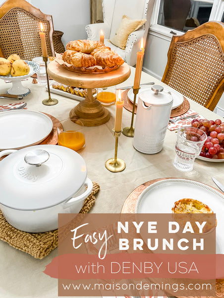 New Year's Eve Day Brunch