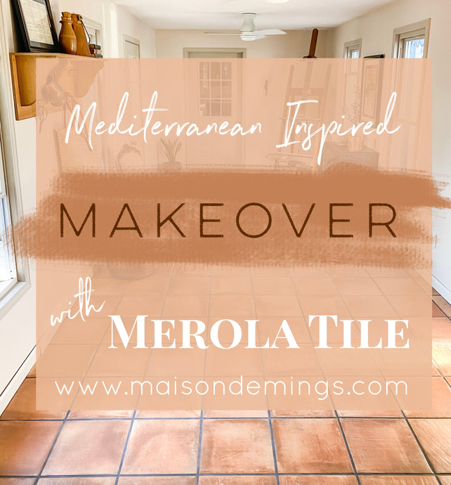 Makeover with Merola Tile