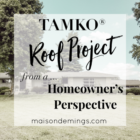 Roofing with TAMKO