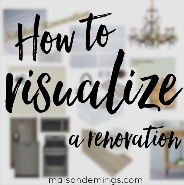 "Jeffrey Court Renovation Challenge - Blog Post 2 ""How to Visualize a Renovation"""