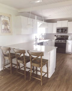 HomeRight Collaboration - Kitchen Cabinet Makeover