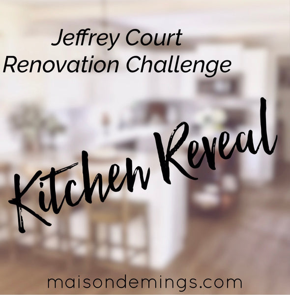 "Jeffrey Court Renovation Challenge - Blog Post 6 ""Reveal"""