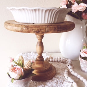 "Handmade Cake Stand ""The Nellie"""