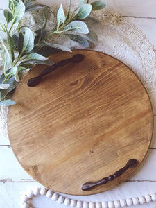 "Handmade Serving Tray ""The Hannah"""