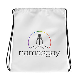 Namasgay Drawstring Bag