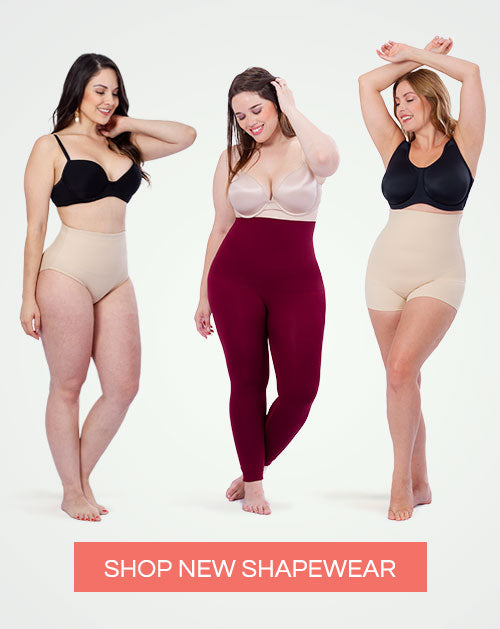 93237613d4f A Quick Guide To Choosing The Best Shapewear for Your Body Type