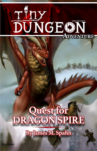 Quest For Dragon Spire