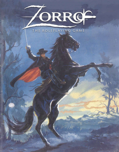 Zorro™: The Roleplaying Game