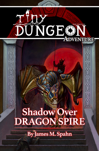 Shadow Over Dragon Spire