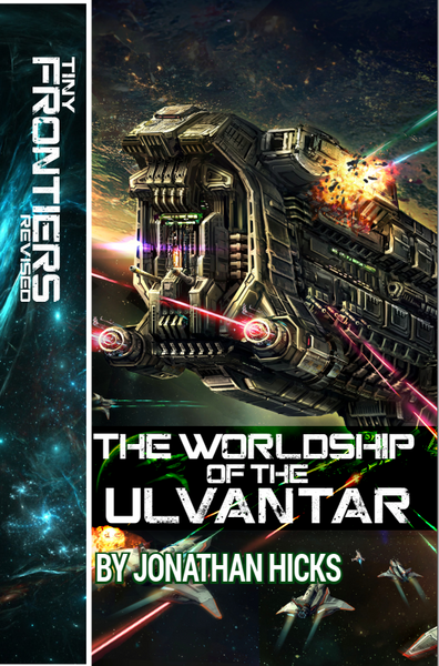 The Worldship of the Ulvantar