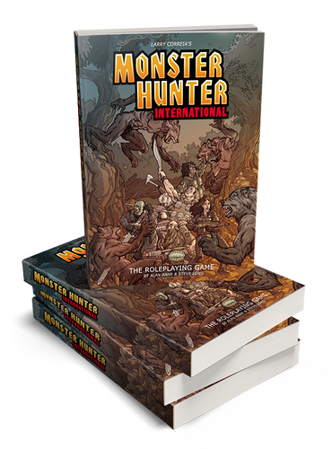 Monster Hunter International: Savage Worlds Edition
