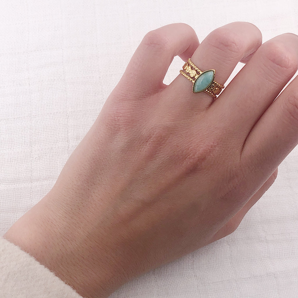 Bague JUNGLE (+ de couleurs)