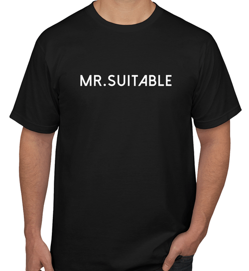 MR. SUITABLE Premium T-Shirt
