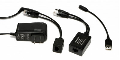 POE-USB-Kit 5 volt 10 watt PoE USB splitter kit