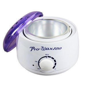 Warmer Wax Heater Mini SPA Hand Epilator
