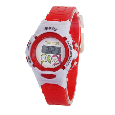GENVIVIA Brand Kids WatchColorful Boys Girls Students Watch New Cheap Sport Watches For Gift Electronic Digital WristWatch