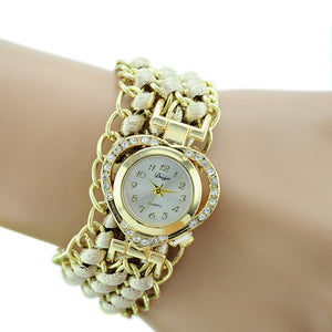 Duoya Sale Fashion Luxury Watches Bracelet Watch Women Wrist Watch