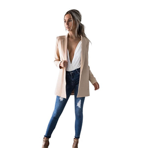 Blazer Jacket Women