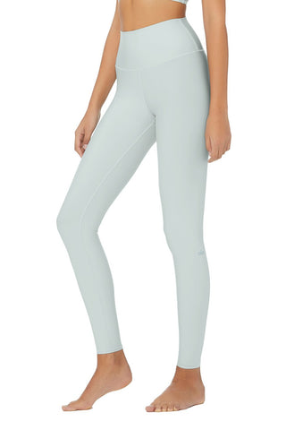 Alo Highwaist Airlift Legging Cloud Blue