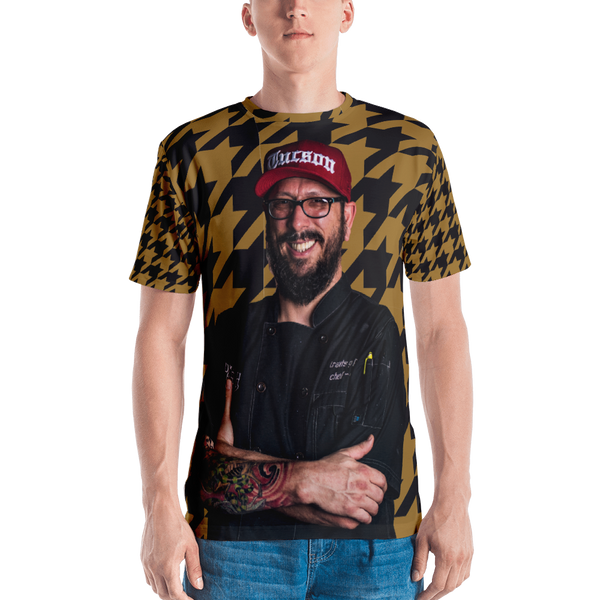 Iron Chef Tucson Travis Gary Peters T-Shirt