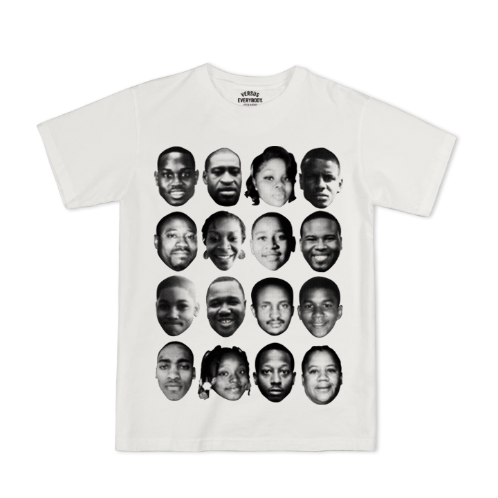 'Names are not Enough' Tshirt (Limited Edition)