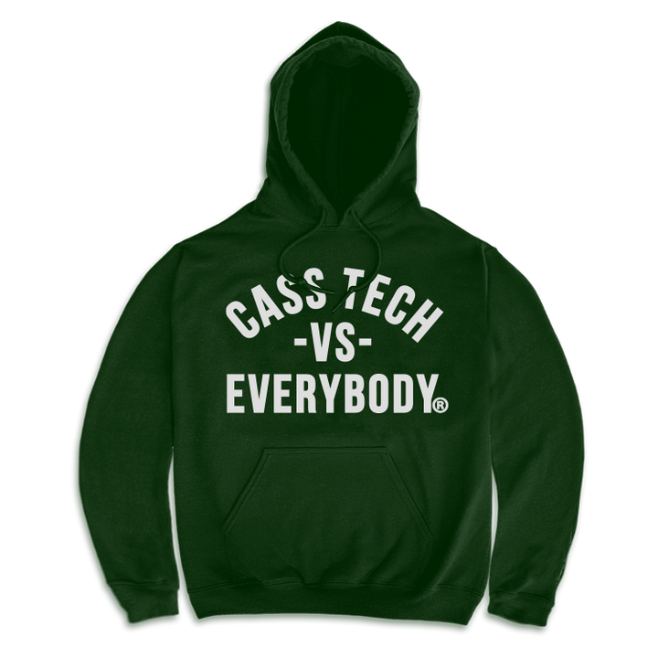 MEDIA GALLERY: cass tech vs everybody sweatshirt