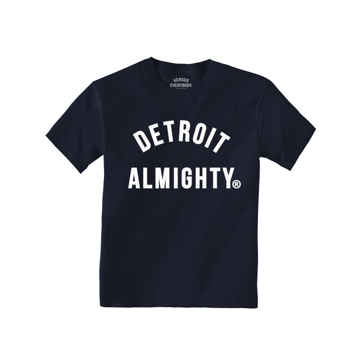 MEDIA GALLERY: detroit almighty kids tee