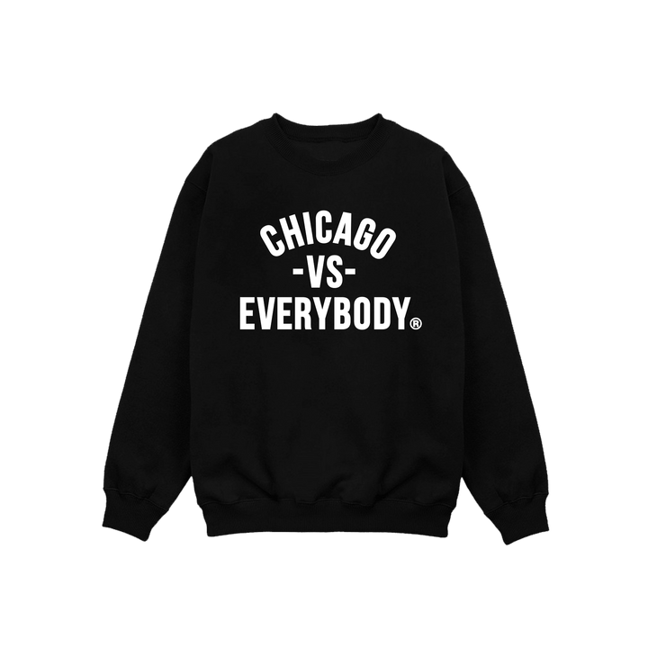 MEDIA GALLERY: chicago vs everybody crewneck