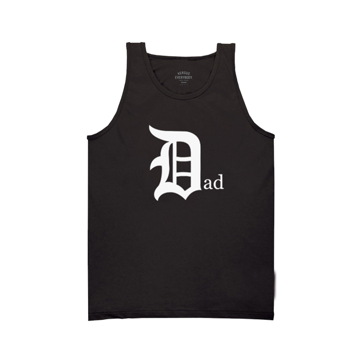 MEDIA GALLERY: 'detroit dad' tanktop