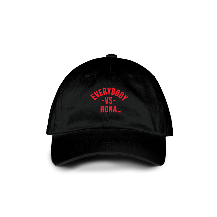 MEDIA GALLERY: 'everybody vs rona' dad hat