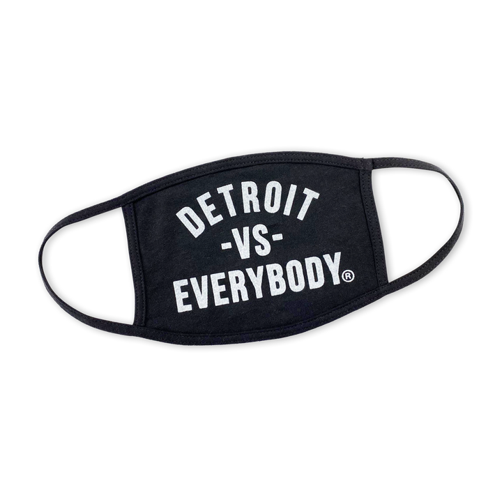 MEDIA GALLERY: detroit vs everybody masks