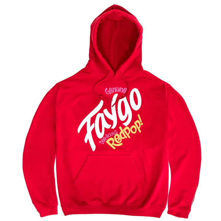 Faygo Red Hoodie