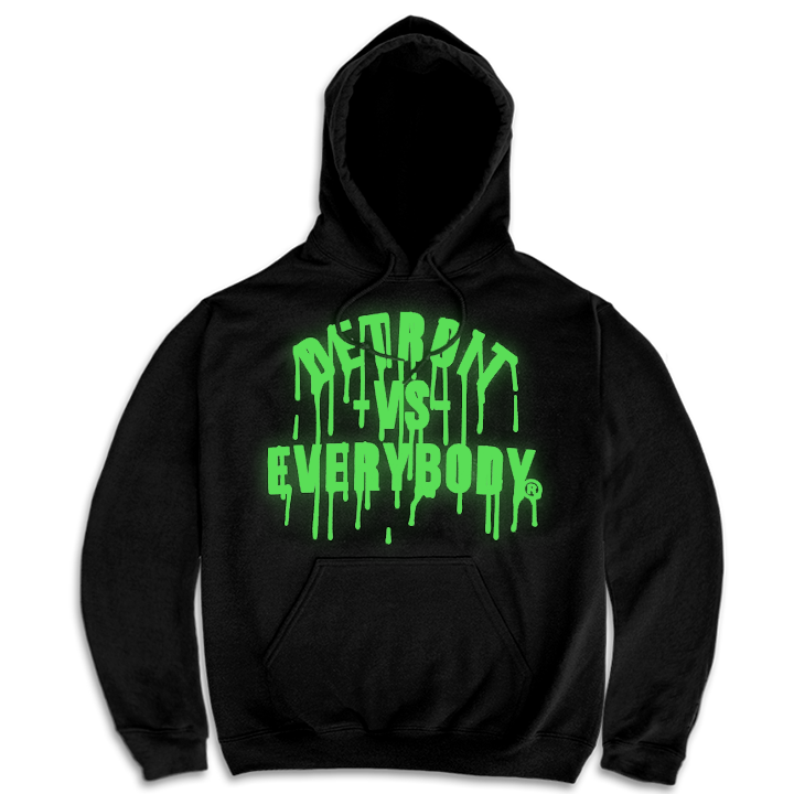 Glow in the Dark Hoodie