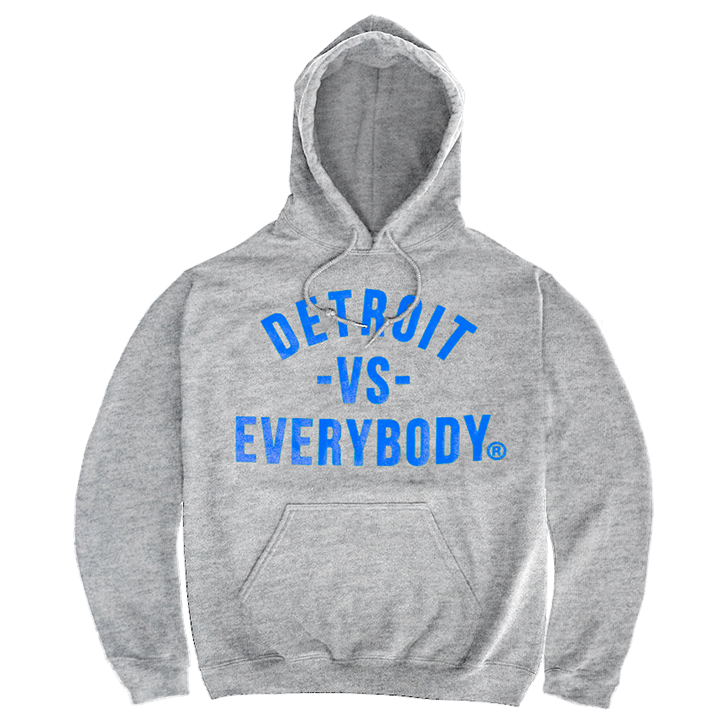 DVE Classic Heather-Honolulu Hoodie