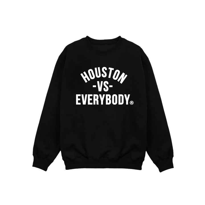 MEDIA GALLERY: houston vs everybody crewneck