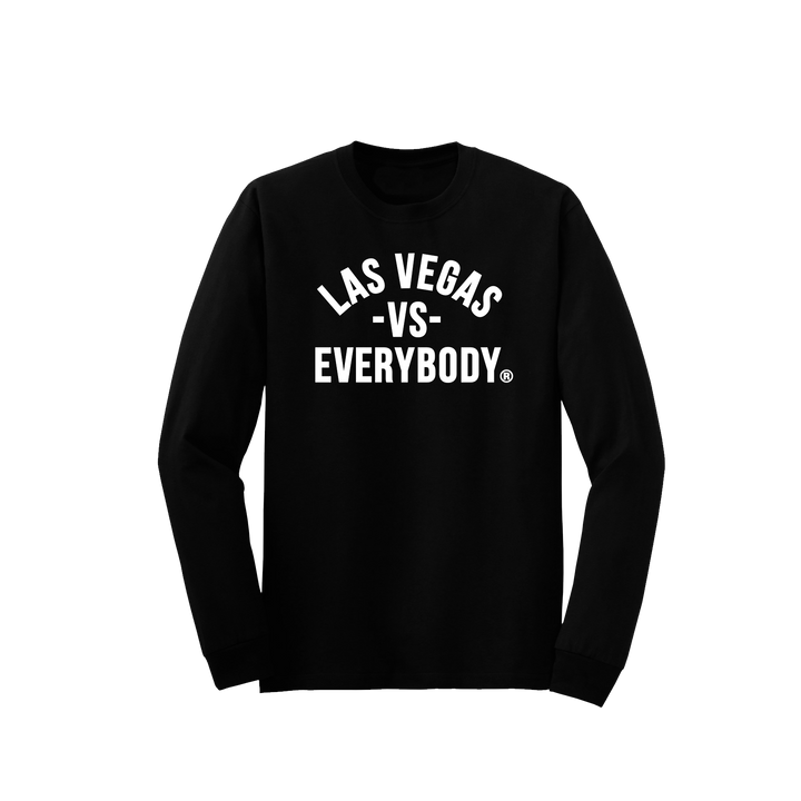 MEDIA GALLERY: lasvegas vs everybody longsleeve