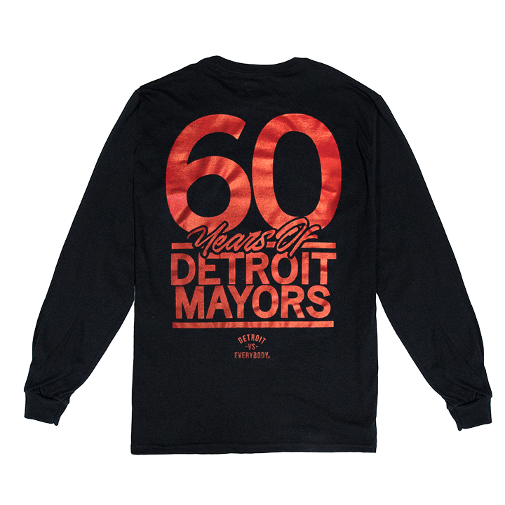 60 Years of Detroit Mayors
