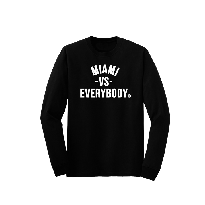 Miami Vs Everybody longsleeve