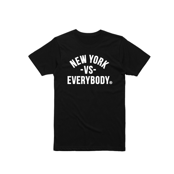MEDIA GALLERY: newyork vs everybody tshirt