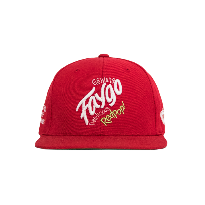 Faygo Red Hat