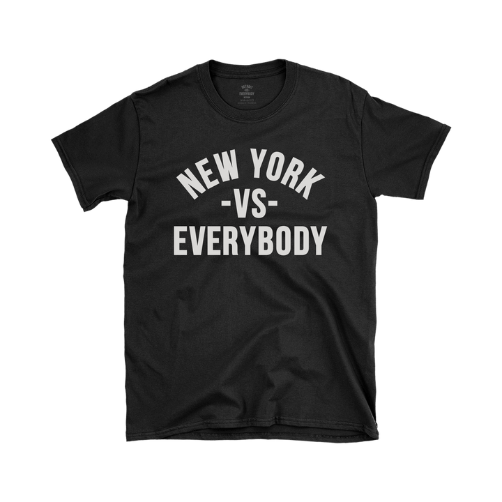 MEDIA GALLERY: new york vs everybody tshirt
